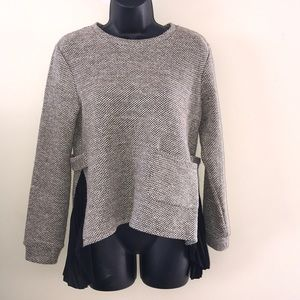 THML Textured Sweater Size S—B3